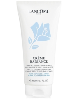 Lancome Creme Radiance Clarifying Cream-to-Foam Cleanser, 6.8 fl oz