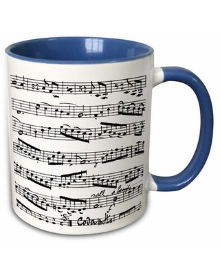 Don T Miss These Deals On Ferentz Piano Sheet Musical Notation Coffee Mug Winston Porter