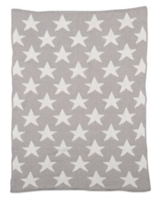 Star Chenille Baby Blankets Living Textiles Baby
