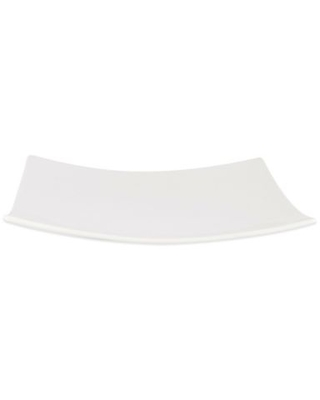 Everyday White® by Fitz and Floyd® Hard Square Salad Plate