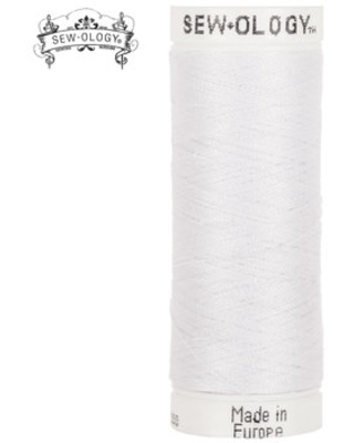 White All-Purpose Polyester Thread
