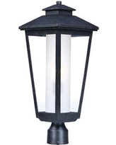"""Darby Home Co Becontree Outdoor 1-Light 22.5"""" Post Light DABY5469"""