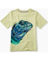Tea Collection Lizard Graphic Tee