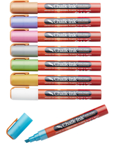 Chisel Tip Chalk Markers