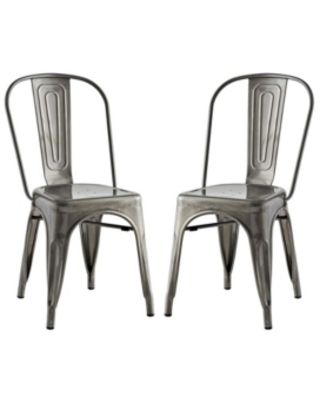 Modway Promenade Dining Side Chair Set of 2