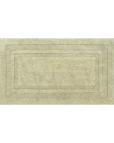 "Performance Cotton Bath Rug Bare Canvas (20""x34"") - Threshold"