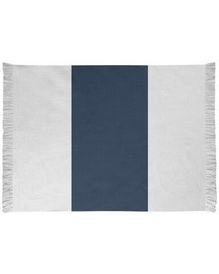 East Urban Home Tennessee Football White Area Rug FCJK0401 Backing: Yes