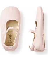 Tea Collection Old Soles Lux Ballet Flat