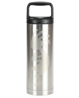 Vacuum Insulated Stainless Steel Water Bottle Aquapelli Size: 18 oz.