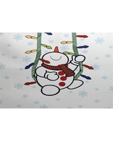 The Holiday Aisle Red Indoor/Outdoor Area Rug HLDY1458 Rug Size: Rectangle 3' x 5'