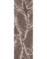 """Candice Olson Modern Classics Taupe/Beige Area Rug CAN2052 Rug Size: Runner 2'6"""" x 8'"""
