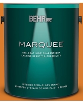 Deals For Behr Marquee 1 Qt 270b 7 Bonfire Matte Interior Paint Primer