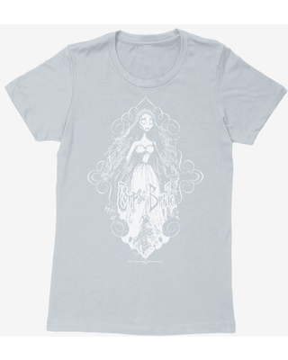 Corpse Bride You May Kiss The Bride Womens T-Shirt