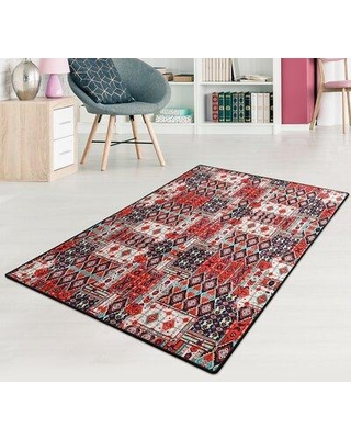 Bloomsbury Market Anthimos Red Rug X114319162