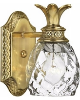 "Hinkley Anana Plantation Collection 8 3/4"" High Wall Sconce"