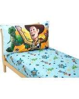 NoJo Disney Toy Story Power Up 2 Piece Toddler Bedding Set 8006396