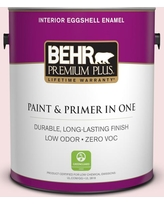 Amazing Sales On Behr Premium Plus 1 Gal 100c 3 Birthday Candle Satin Enamel Low Odor Interior Paint And Primer In One