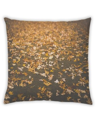 Plants Leaves 35 Throw Pillow Floral Throw Pillow