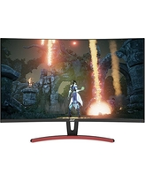 Acer ED323QUR Abidpx 31.5 Inches WQHD (2560 x 1440) Curved 1800R VA Gaming Monitor with AMD Radeon FREESYNC Technology - 4ms; 144Hz Refresh Rate; Display Port, HDMI Port & DVI Port, Black