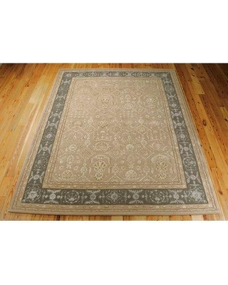 """Darby Home Co Fraserburgh Sand Rug DABY2227 Rug Size: Rectangle 5'6"""" x 8'6"""""""