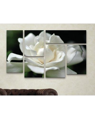 East Urban Home 'Lovely Gardenia' Photographic Print Multi-Piece Image on Wrapped Canvas W001144671