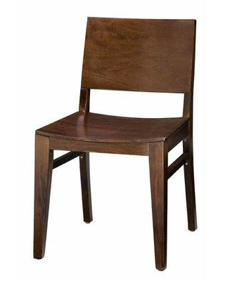 Regal Beechwood Back Solid Wood Seat Dining Chair R438W