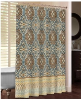 LauralHome Persian Patchwork Antique II Shower Curtain PPAII74SC