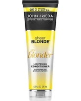 John Frieda Sheer Blonde Go Blonder Lightening Conditioner - 8.3oz