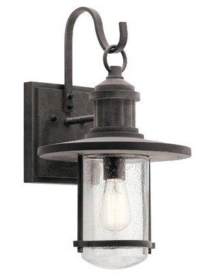 Colombier Outdoor Wall Lantern August Grove