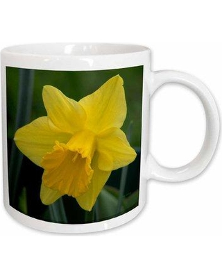 "East Urban Home Daffodil Coffee Mug W000086066 Size: 4.65"" H x 4.9"" W x 3.33"" D"
