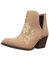 Musse & Cloud Women's Ambar Ankle Bootie, 37 EU/6-6.5 M US, taupe