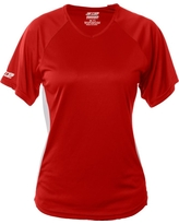 3N2 Women's NuFIT Jersey, Size: Small, Red