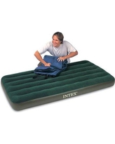 "Intex Prestige 8.75"" Air Mattress with Battery Operated Pump 66967E / 66969E Size: Twin"