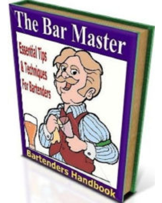 FYI Bartending Recipes Guide - The Bar Master - Learning to make mixed drinks is not exactly rocket science. CookBook101 Author