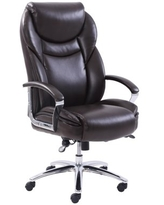 Here S A Great Deal On Serta Valetta Upholstered Home Office Desk Modern Swivel Accent Chair Memory Foam Seating Gray