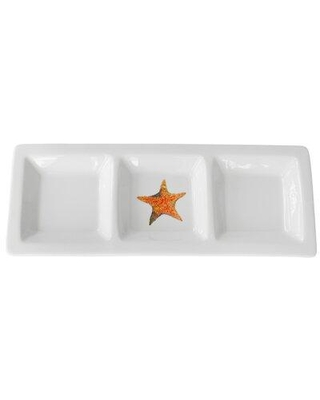 Highland Dunes Suazo Star Is Born Divided Serving Dish X112397056
