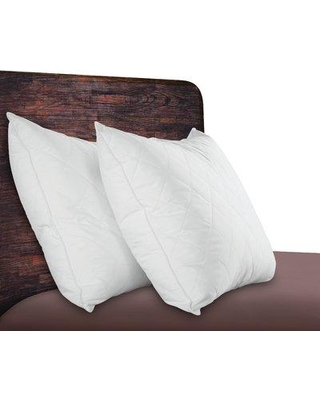 Sealy Quilted Natural Comfort Down Feather Standard/Queen Pillow 6164ATC