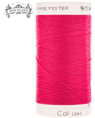 Hot Pink All-Purpose Polyester Thread