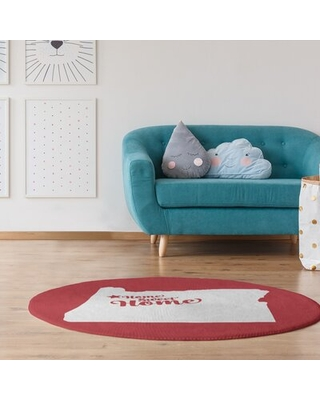 Home Sweet Salem Poly Chenille Rug