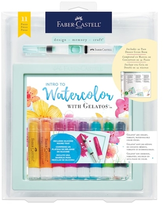 Faber-Castell® Gelatos® Intro to Watercolors Set Paint | Michaels®