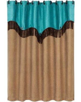 Loon Peak Marcella Shower Curtain LNPE1356