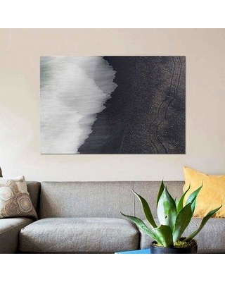"""East Urban Home 'Signs' Graphic Art Print on Canvas EBHU6998 Size: 8"""" H x 12"""" W x 0.75"""" D"""