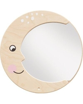 Playscapes Moon Wooden Accent Mirror 149869