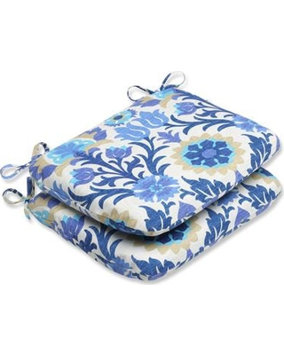 Amazing Deal On Alcott Hill Rockhill Indoor Outdoor Seat Cushion Fabric Polyester Polyester Blend In Azure Size 3 H X 18 W X 15 D Wayfair Alct6991 31650594