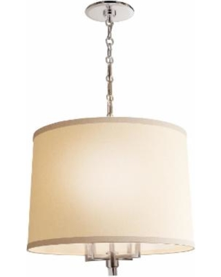 Visual Comfort and Co. Barbara Barry Westport 23 Inch Large Pendant - BBL 5030SS-L