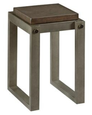 Intermix Collection 677-916 Spot Table in Chestnut