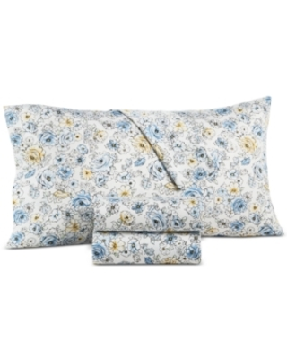 Special Prices On Charter Club Damask Designs 550 Thread Count Supima Cotton Outline Floral Pair Of Standard Pillowcases Created For Macy S Bedding