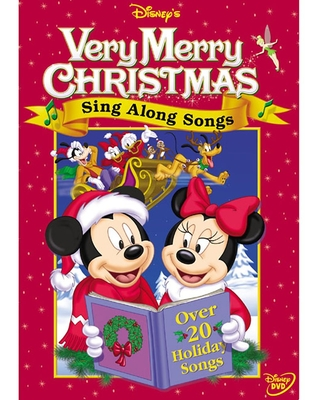 Sing Along Songs: Very Merry Christmas Songs DVD Official shopDisney