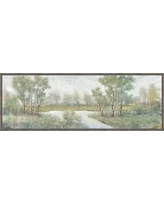 Ashton Wall Décor LLC Field & Stream Framed Painting Print on Wrapped Canvas 4462
