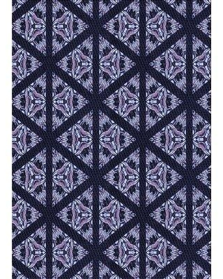 East Urban Home Tressie Wool Blue Area Rug X112416476 Rug Size: Rectangle 2' x 4'